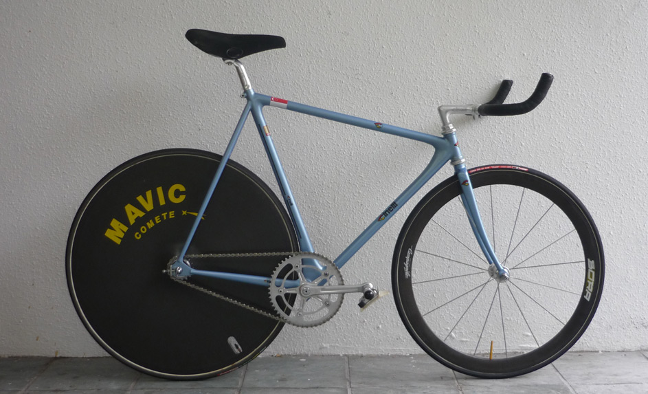Cinelli Laser Pursuit Pista - Our Bikes - Vanguard Designs