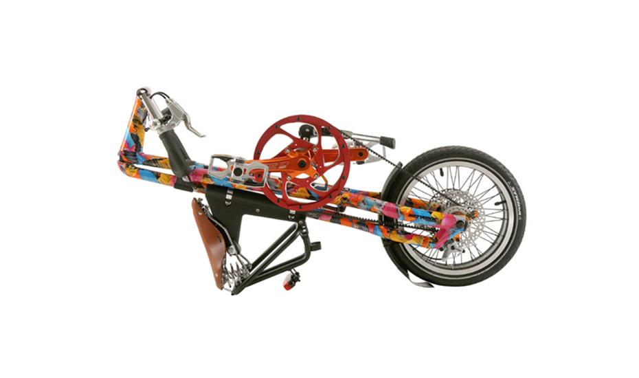 Custom Strida Bike