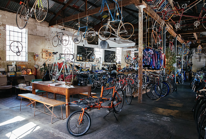 THE HUB FOR CAPE TOWN'S CYCLING COMMUNITY