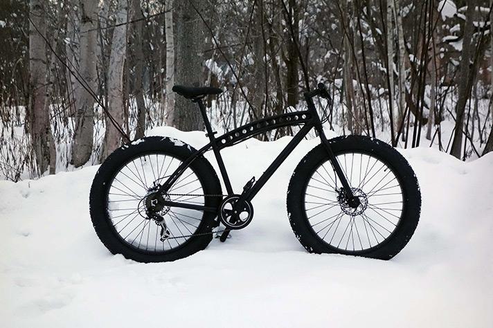 Ryō Snow Bike!