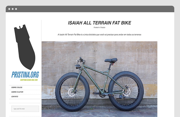Design Feature : ISAIAH